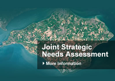 Find out about the Isle of Wight Joint Strategic Needs Assessment
